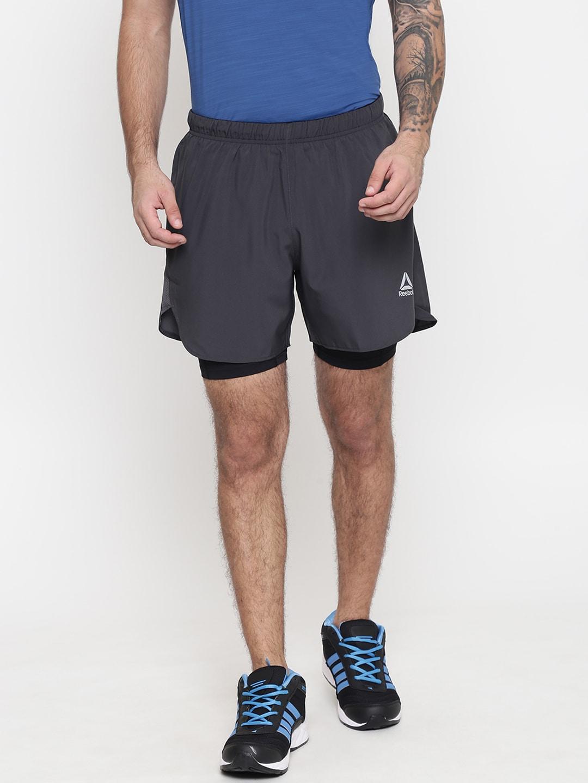 5af156dd065f3 Reebok Mens Shorts - Buy Reebok Shorts for Men Online