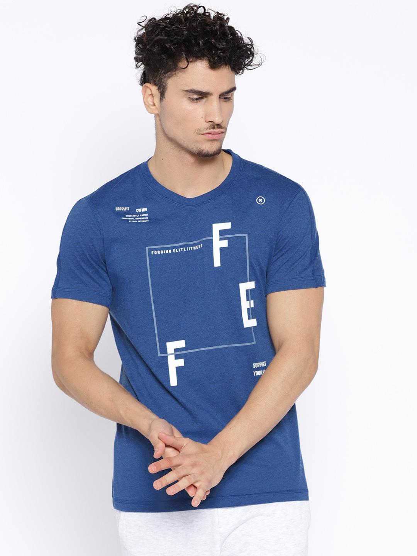 831a28ffd546 Reebok Tshirts - Buy Reebok Tshirts Online in India