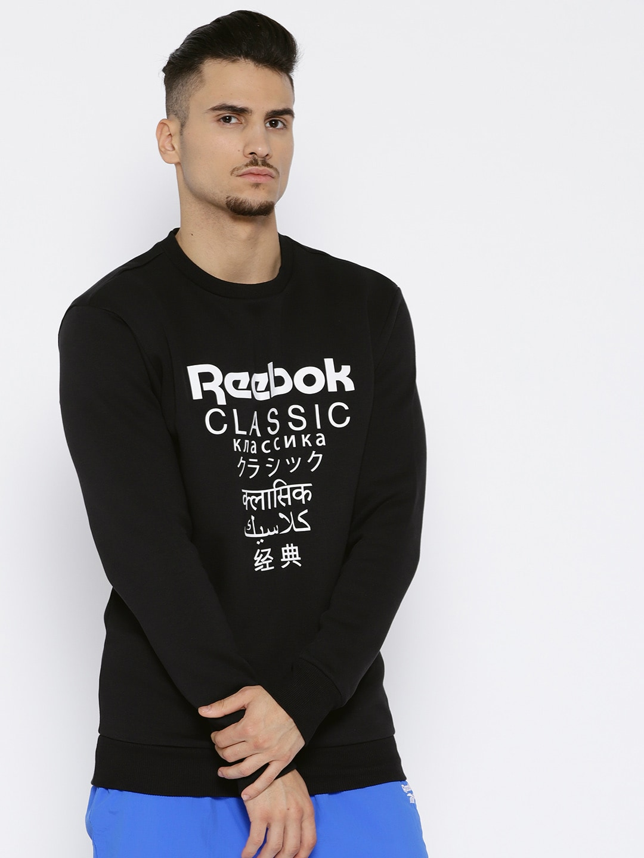 929cf370265 Reebok Classic Cotton Sweatshirts - Buy Reebok Classic Cotton Sweatshirts  online in India