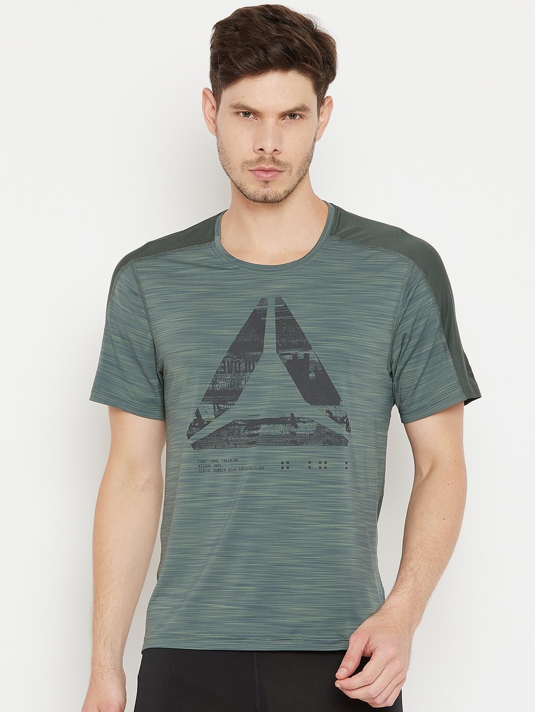 919c86ff6b7a2 Reebok Tshirts - Buy Reebok Tshirts Online in India