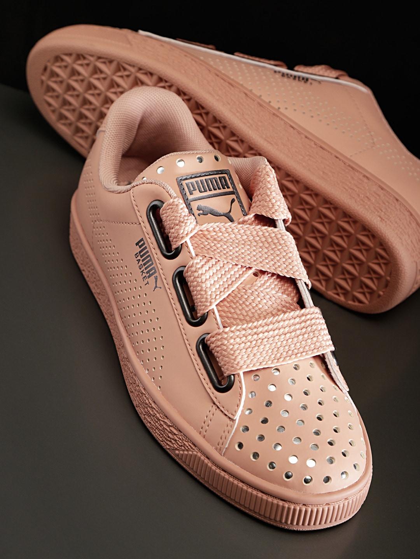 fe8fee29c47d Puma Basket Shoes - Buy Puma Basket Shoes online in India