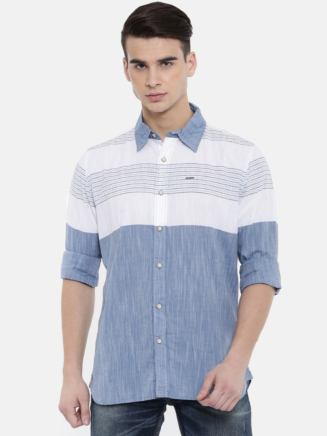 91e55d851318 Casual Shirts for Men - Buy Men Casual Shirt Online in India