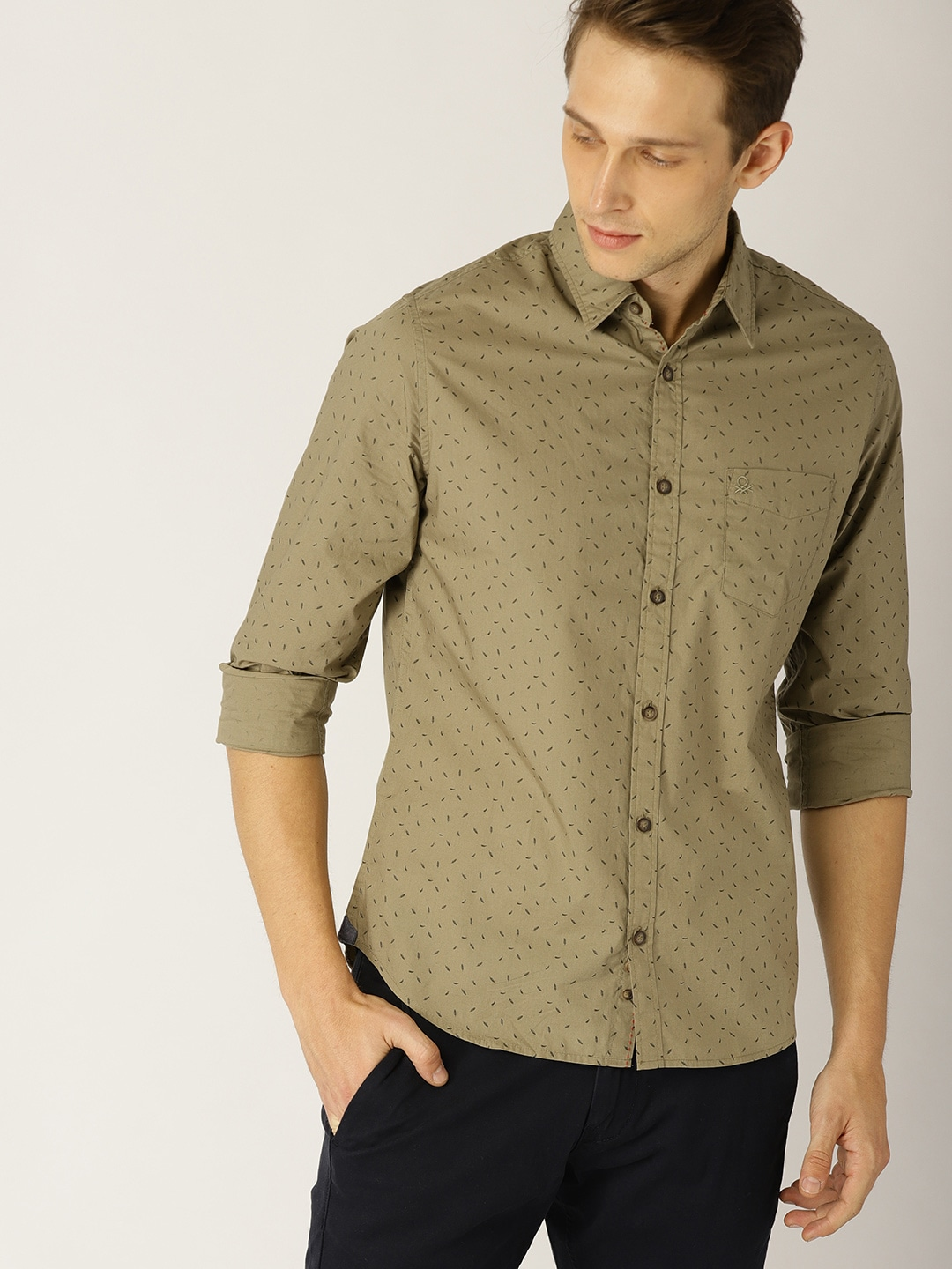 United Colors Of Benetton Shirts Buy United Colors Of Benetton