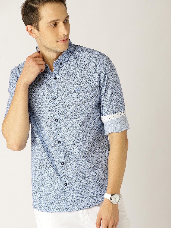 finest selection 845dc 38d90 Mens Formal Shirts Flipkart