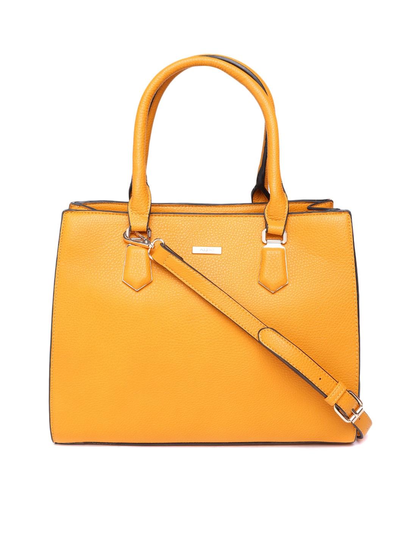 Mustard Yellow Bags Handbags Online In India