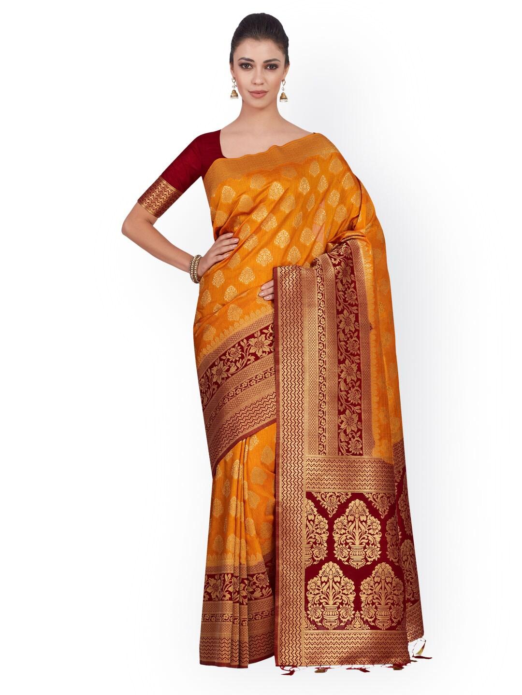 5b51be32876b6f Women Sarees Kajal Lehenga Choli - Buy Women Sarees Kajal Lehenga Choli  online in India