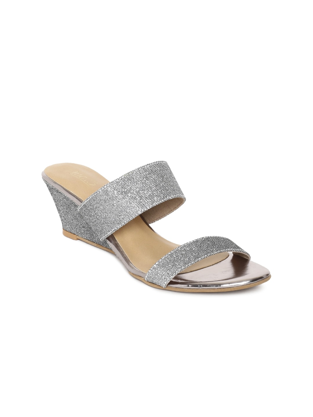 54f7813f4c5 Silver Wedges - Buy Silver Wedges online in India