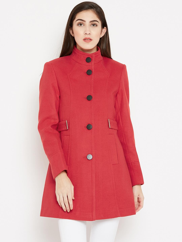 618728804eee2 Women Red Coats - Buy Women Red Coats online in India