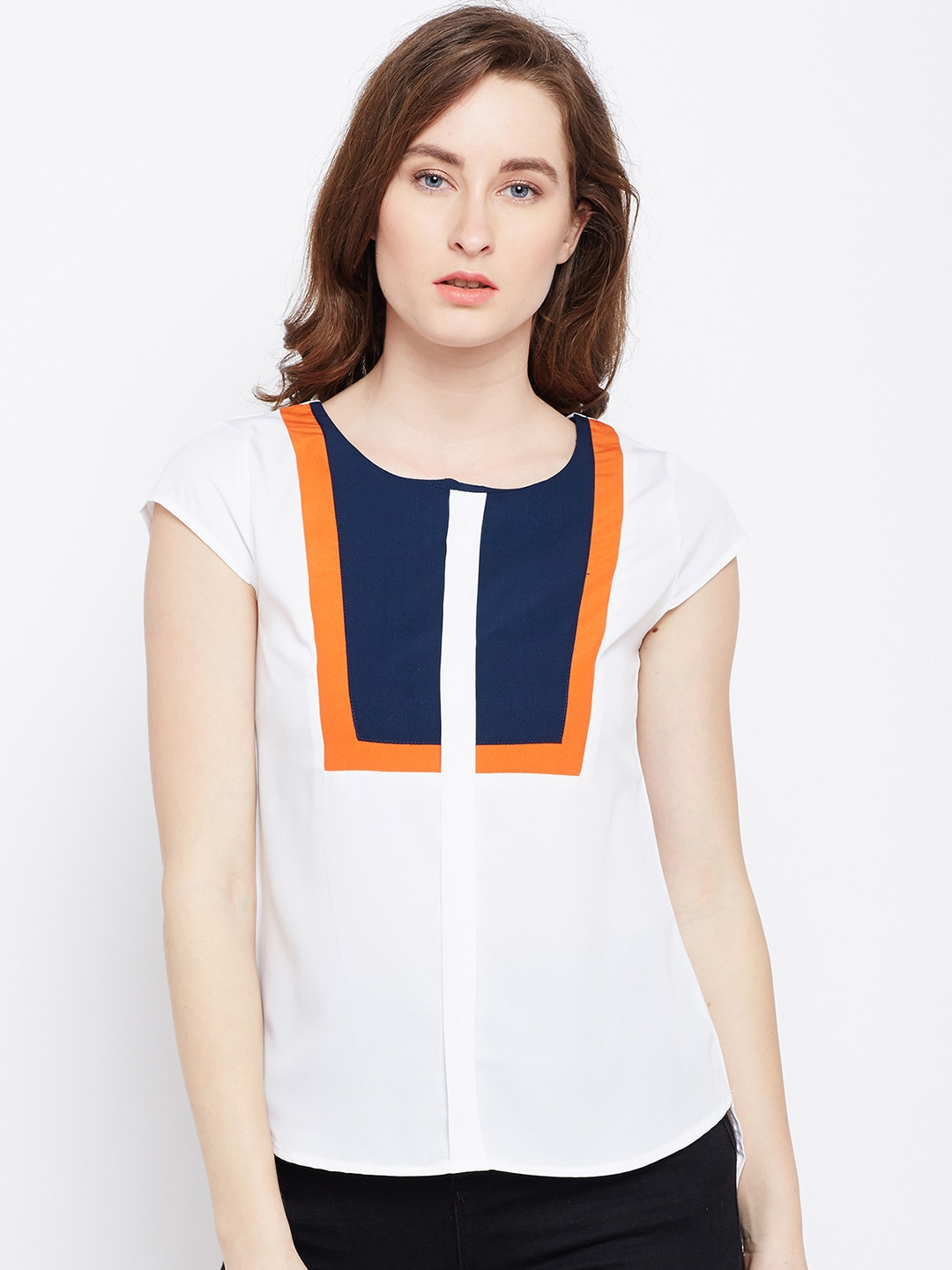 425eb96747a17d Popnetic Crepe Tops - Buy Popnetic Crepe Tops online in India