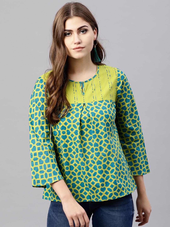 e359126b82c Tunics for Women - Buy Tunic Tops For Women Online in India