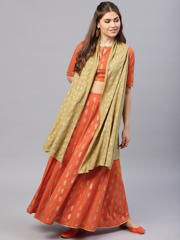 dea2ba1eb2 Aks Lehenga Choli Sarees - Buy Aks Lehenga Choli Sarees online in India