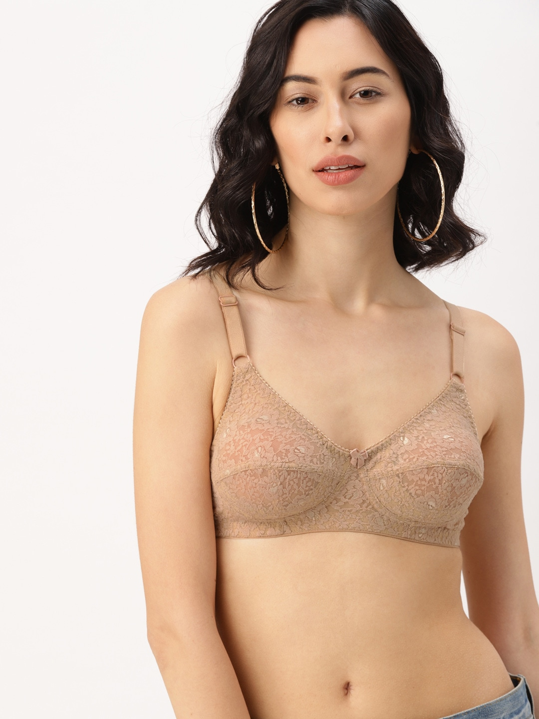477d3398f44ad Laced Bra - Buy Laced Bra online in India