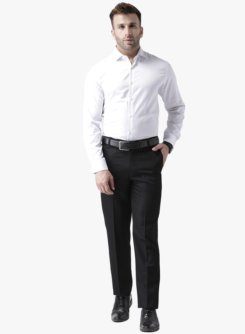 9992a77023 Men Trousers Formal Trousers - Buy Men Trousers Formal Trousers online in  India - Jabong