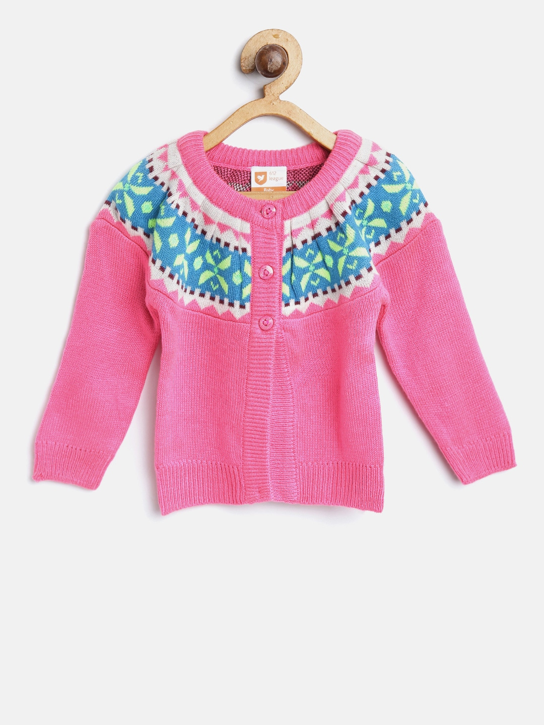 12f14f0c2 Girl s Sweaters - Buy Sweaters for Girls Online in India