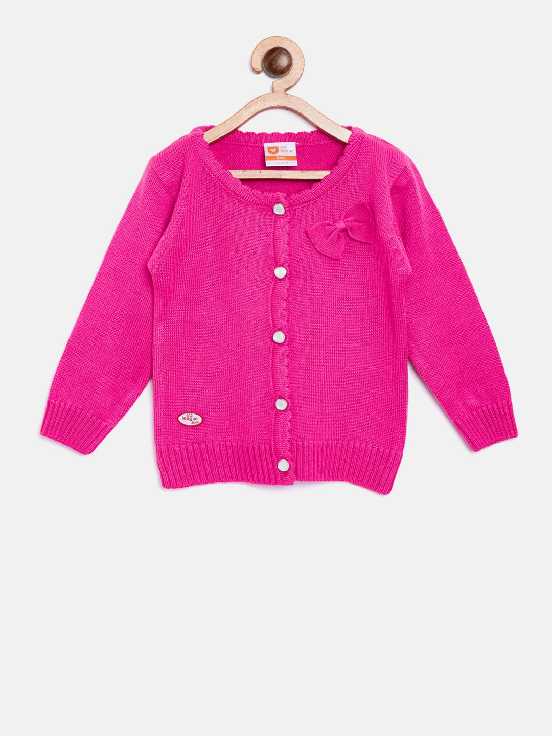 92306f6f5 Girl s Sweaters - Buy Sweaters for Girls Online in India