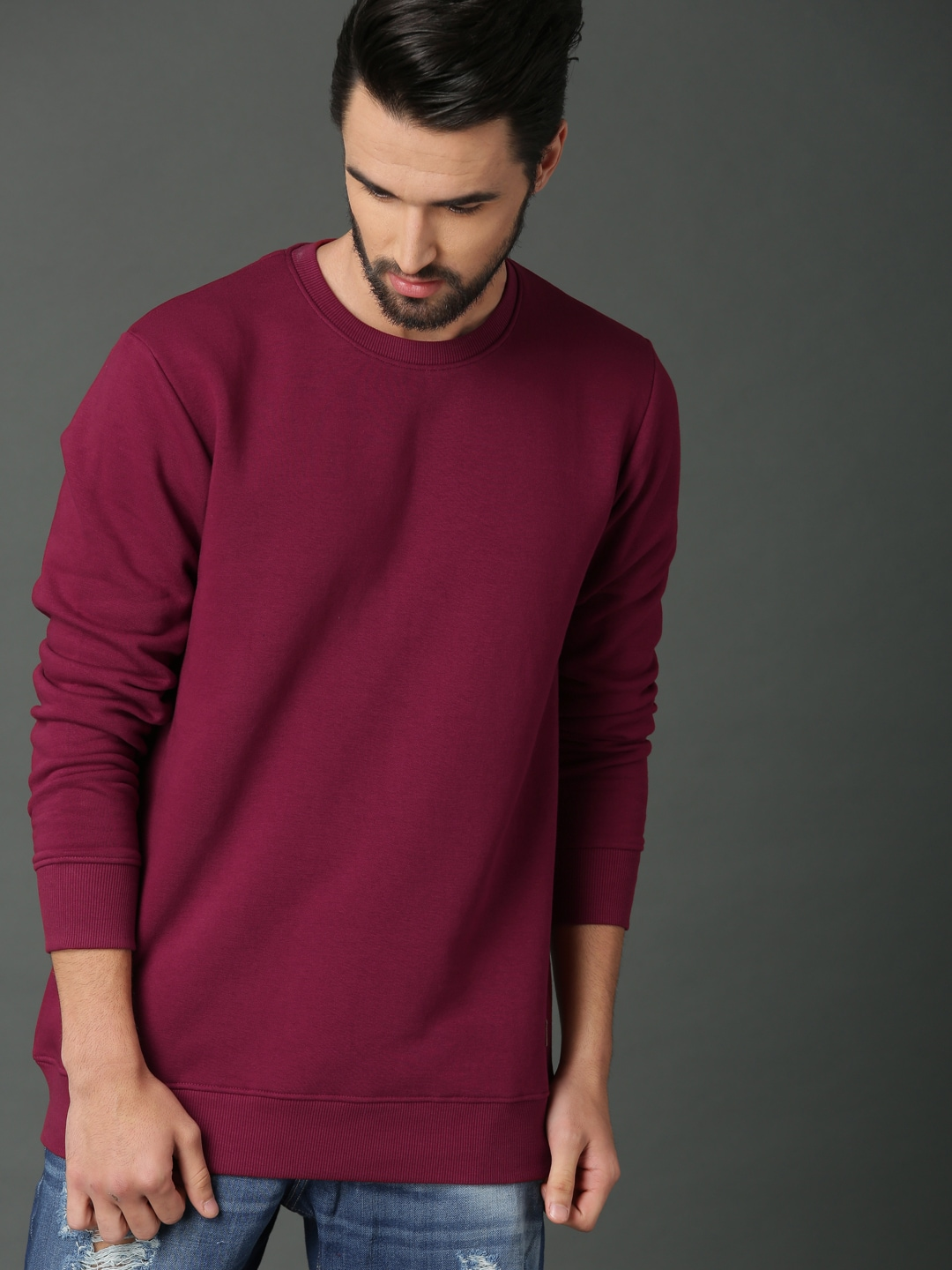 Sweatshirts For Men - Buy Mens Sweatshirts Online India b5352723b18a