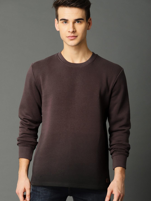 f887a371a44 Sweatshirts For Men - Buy Mens Sweatshirts Online India