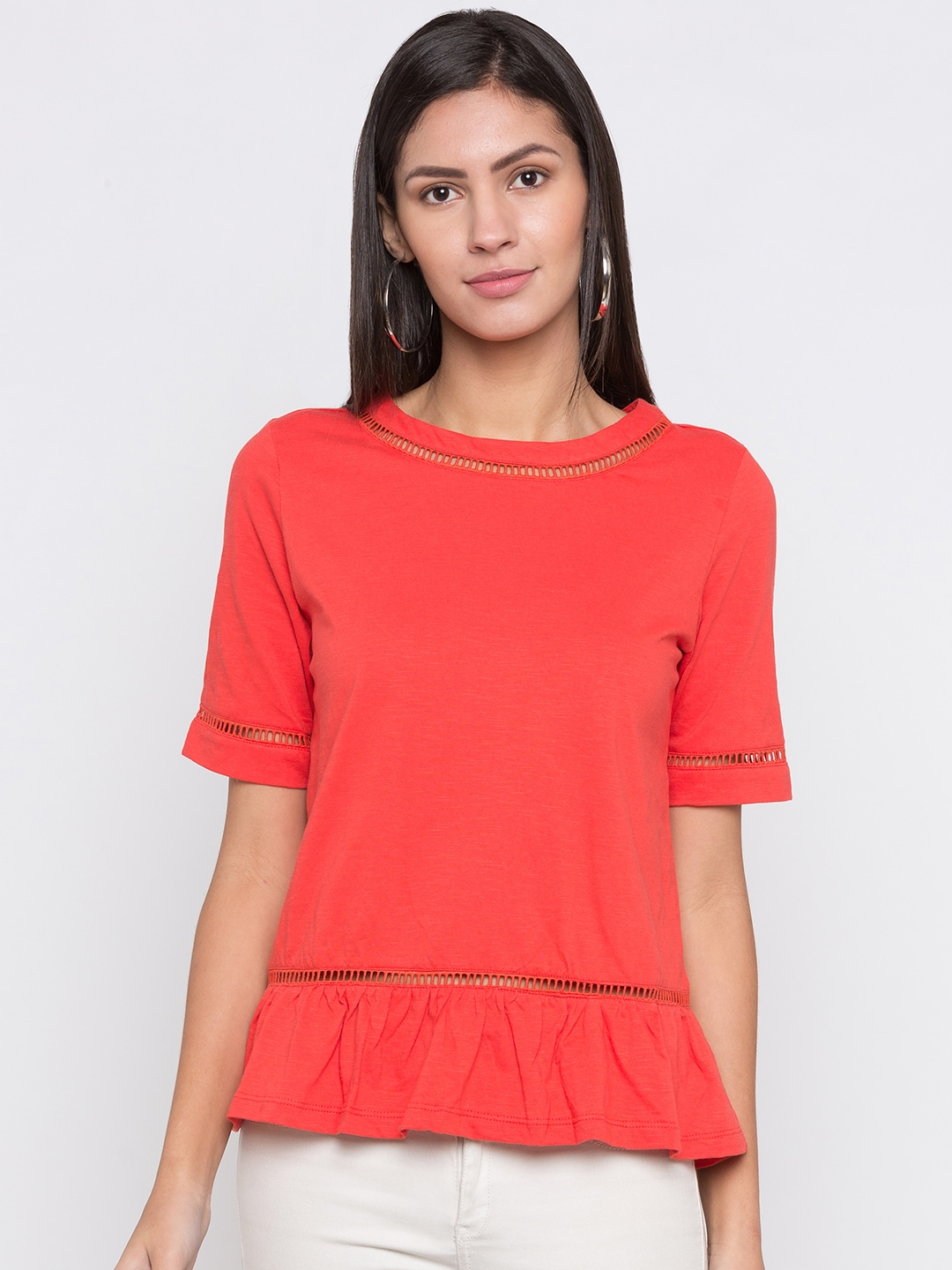 fb3772994fd Globus Skirt Tops - Buy Globus Skirt Tops online in India