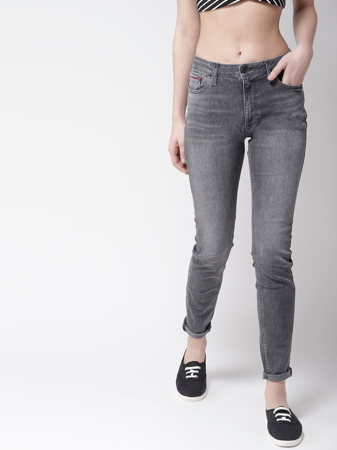 17d512f7 Tommy Hilfiger Women Jeans - Buy Tommy Hilfiger Women Jeans online in India
