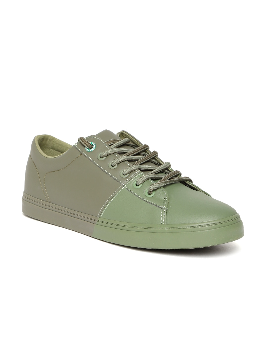 a244863263d6 Olive Green Casual Shoes - Buy Olive Green Casual Shoes online in India