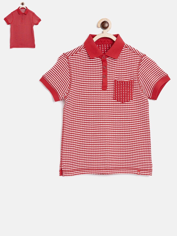 Red Color Shirt Polo Tshirts Shirts - Buy Red Color Shirt Polo Tshirts  Shirts online in India 1fa9a5fb8f