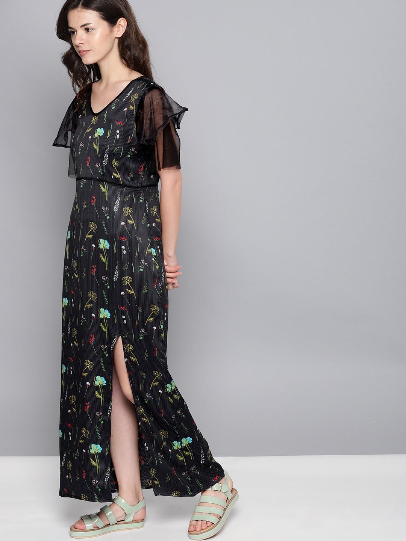0d183b5b505 Satin Dress - Buy Stylish Satin Dresses Online in India