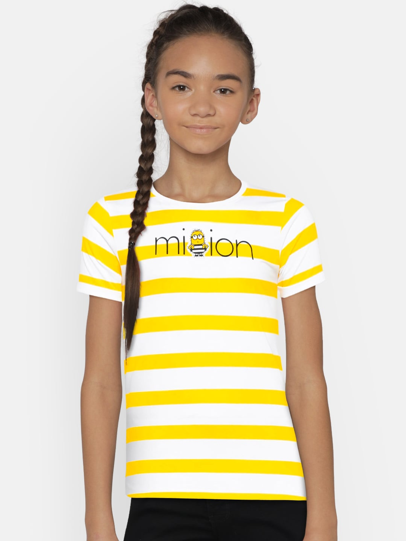 f6b0e3b882109 Girls T Shirts- Buy Tshirts for Girls online in India