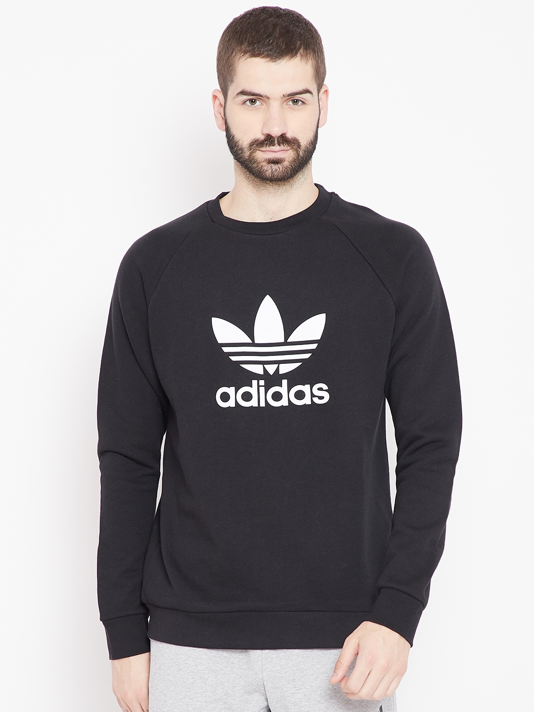 8dbc9b09f Adidas Originals Sweatshirts - Buy Adidas Originals Sweatshirts Online in  India