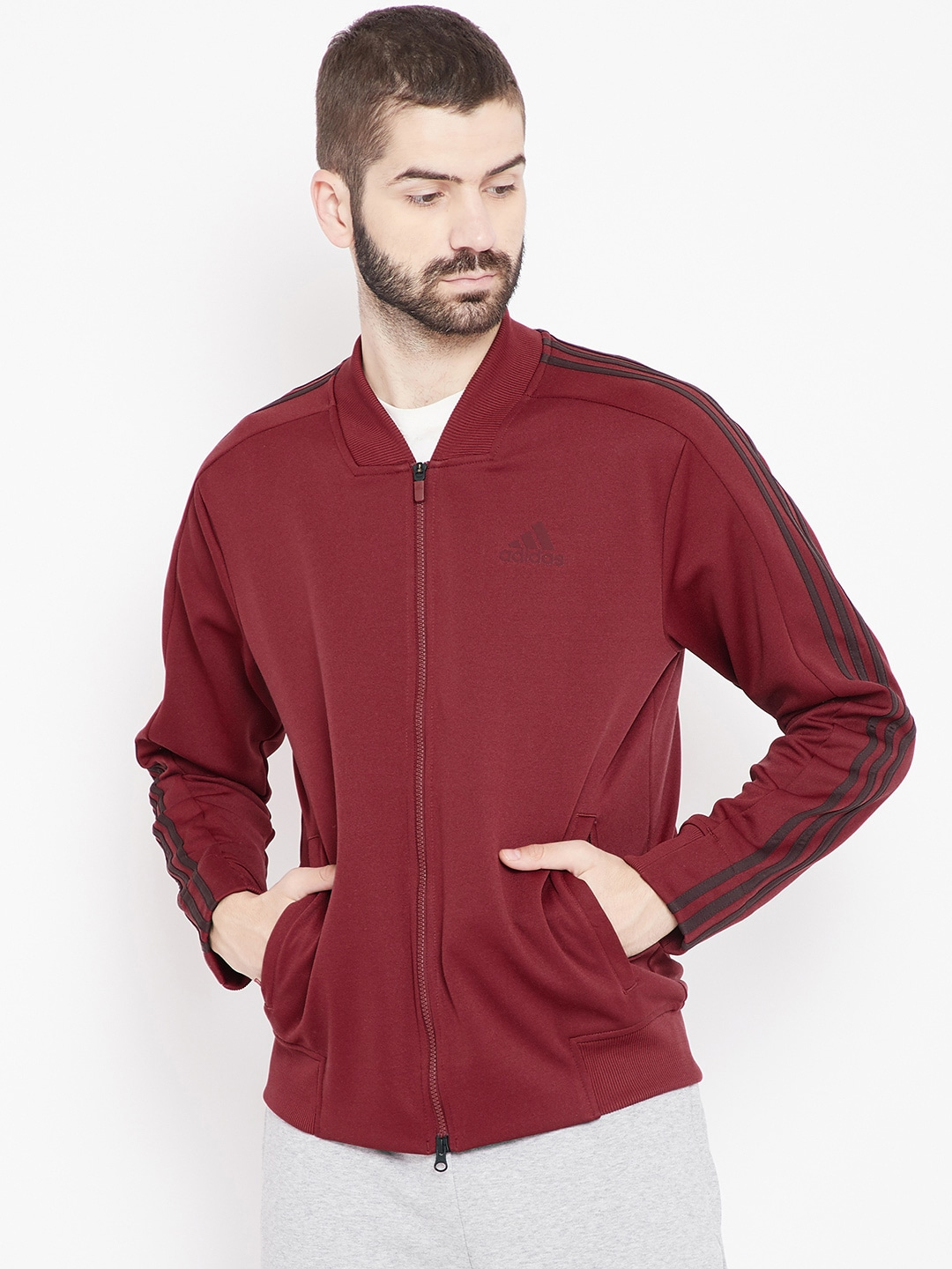 bfe29bbbf32d Polyester Jackets - Buy Polyester Jackets Online in India