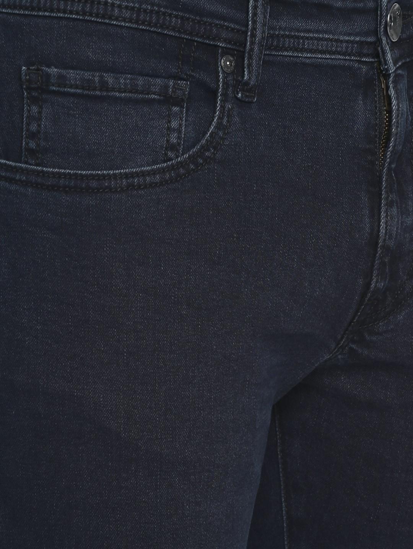Pepe Jeans Men Blue Vapour Slim Fit Low-Rise Clean Look Stretchable Jeans
