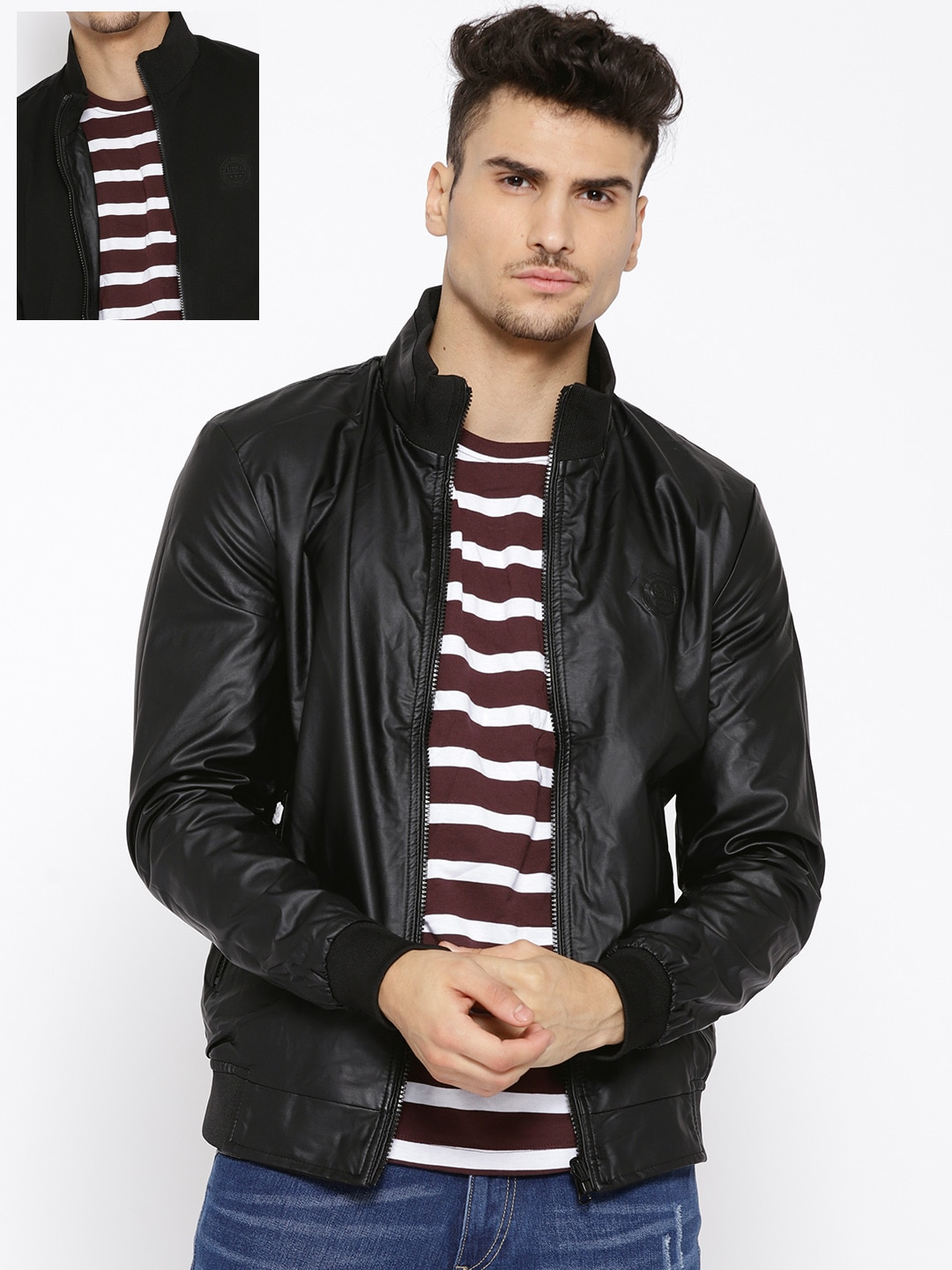 e52566bb742 Jackets for Men - Shop for Mens Jacket Online in India