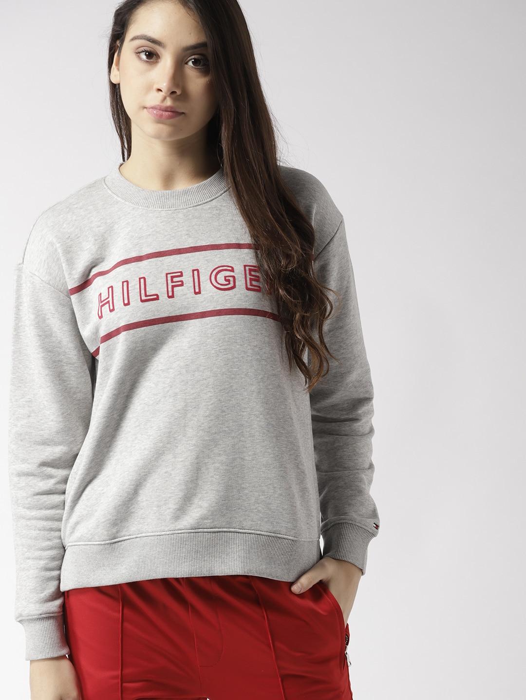 5f9ca0a6f4 Tommy Hilfiger Cotton Sweatshirts - Buy Tommy Hilfiger Cotton Sweatshirts  online in India