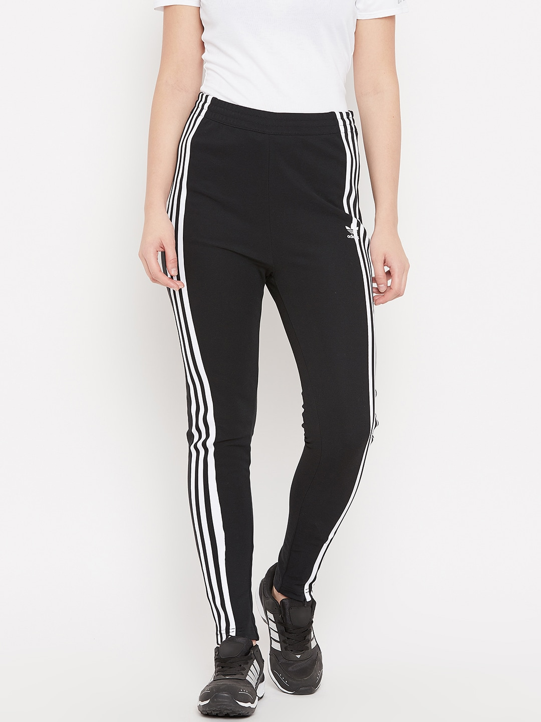 a1ad99543 Women Adidas Originals Track Pants Trousers - Buy Women Adidas Originals  Track Pants Trousers online in India