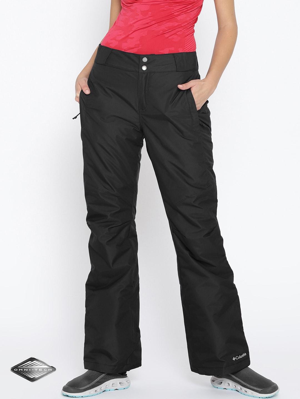 Bugaboo Women Winter Pants Ii Columbia Track Black vmn0ON8w