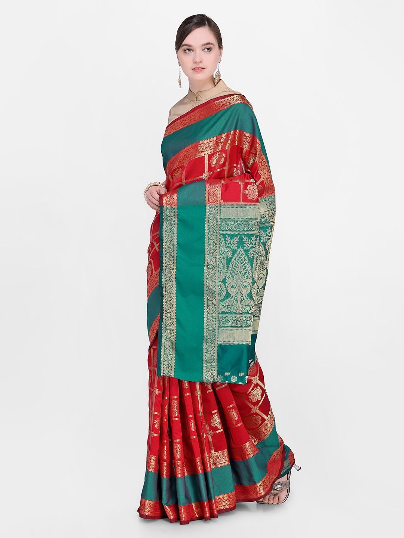 0b45a6aa6d Saree - Shop Sari for women at Best Price in India | Myntra