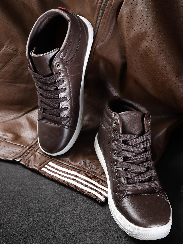 b7532f1f2e2d Men Footwear - Buy Mens Footwear   Shoes Online in India - Myntra