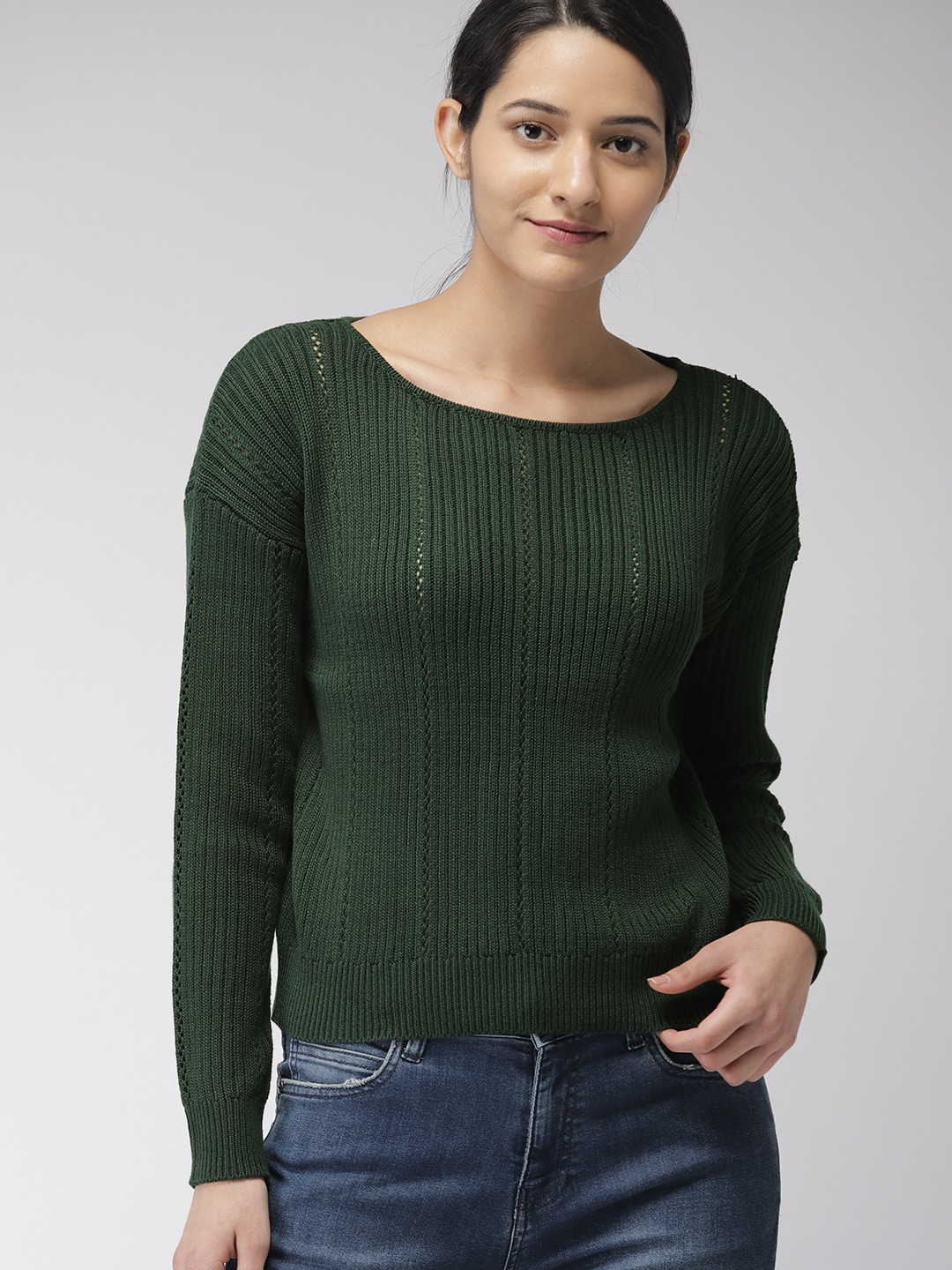 415bbfa1f14 Forever 21 Sweaters - Buy Forever 21 Sweaters online in India