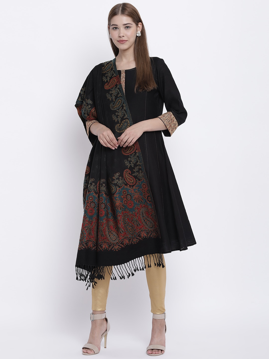 c8e92451479bd Shawls for Women - Buy Shawls Online in India at Best Price
