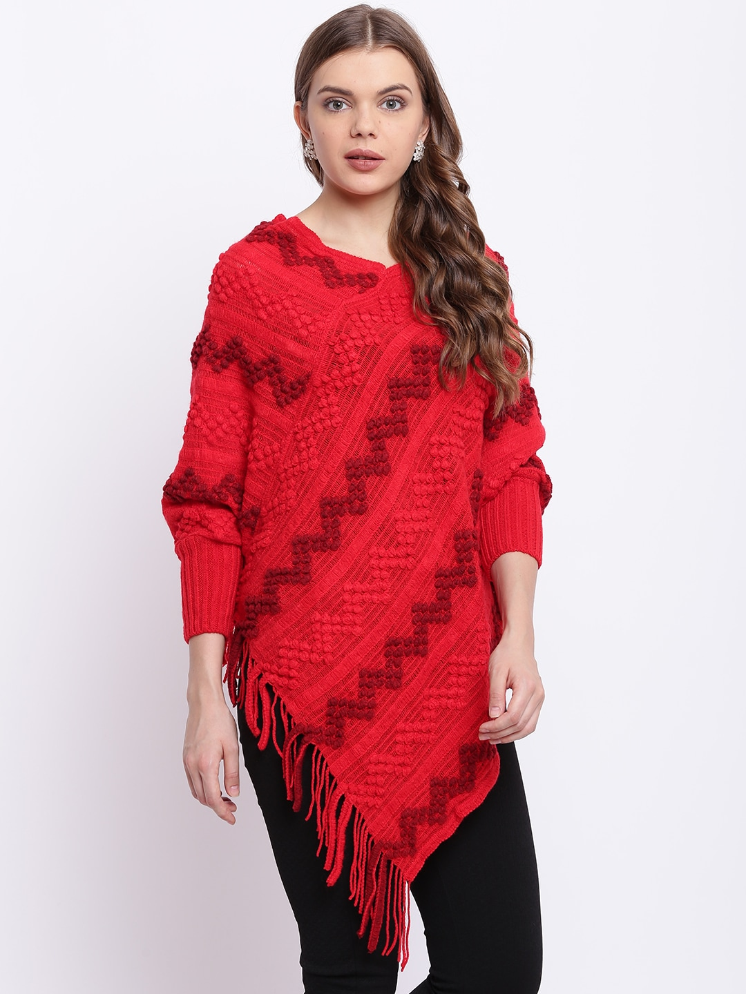 c8ecaf2e8c Poncho - Exclusive Poncho Online Store in India at Myntra