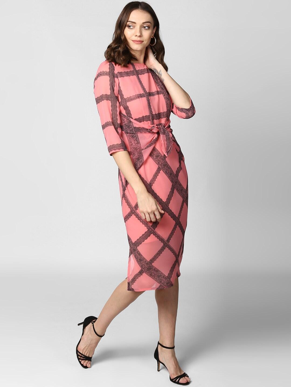 920108df5c Pink Dress - Buy Pink Dresses For Women Online