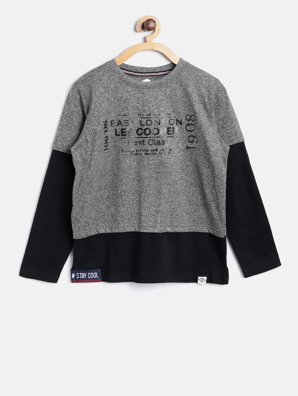 7605f2ed566b Lee Cooper Tshirts - Buy Lee Cooper Tshirts online in India