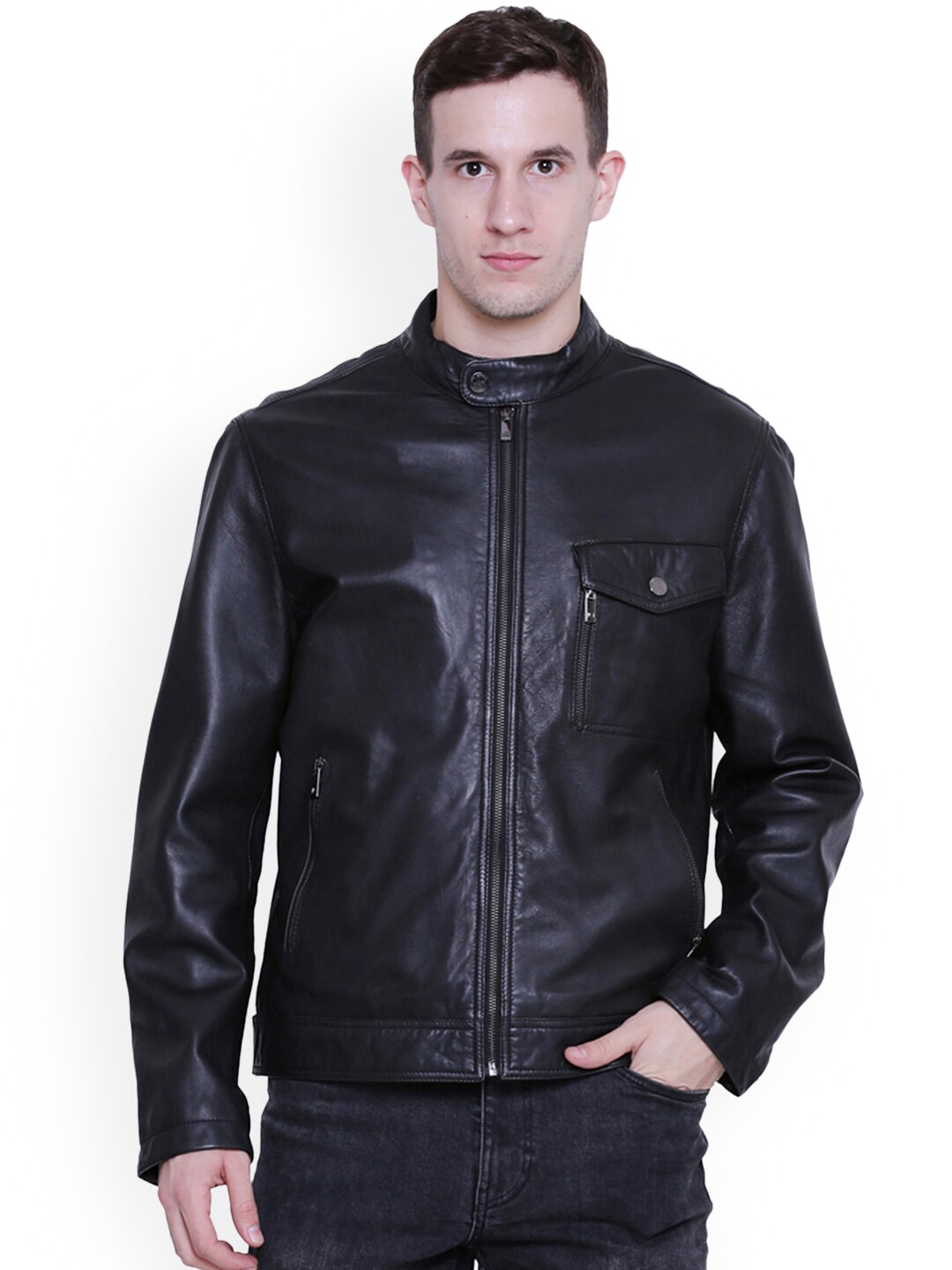 2019 year look- Leather stylish jackets online