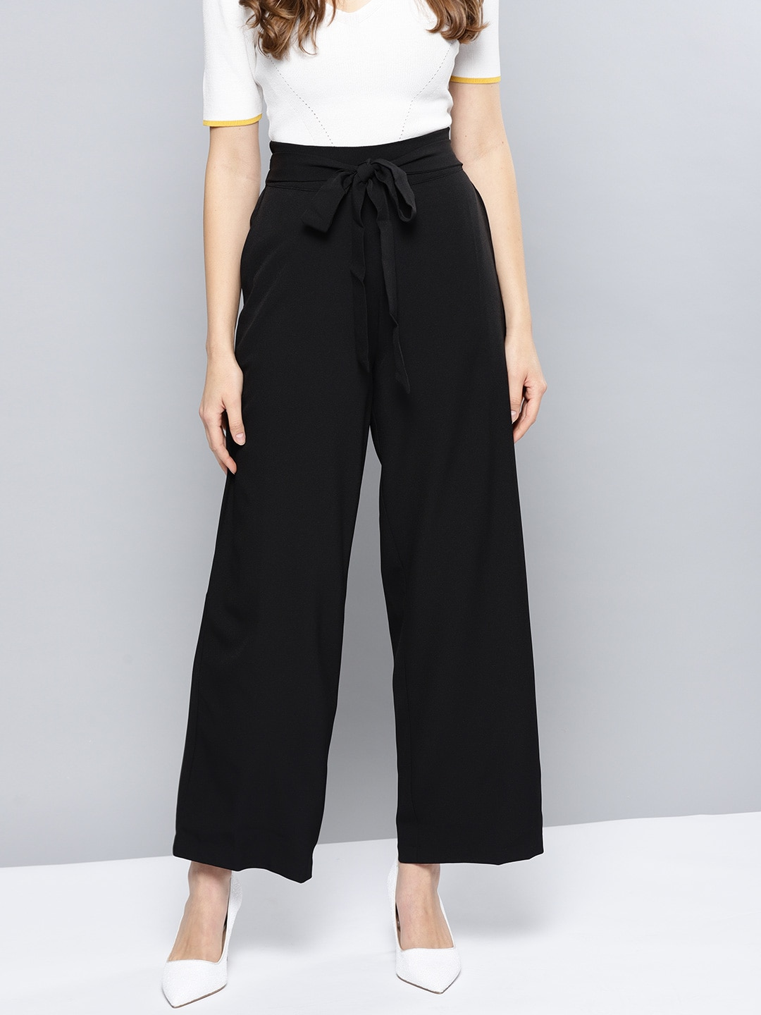 09c35ece79a Women s Trousers - Shop Online for Ladies Pants   Trousers in India ...