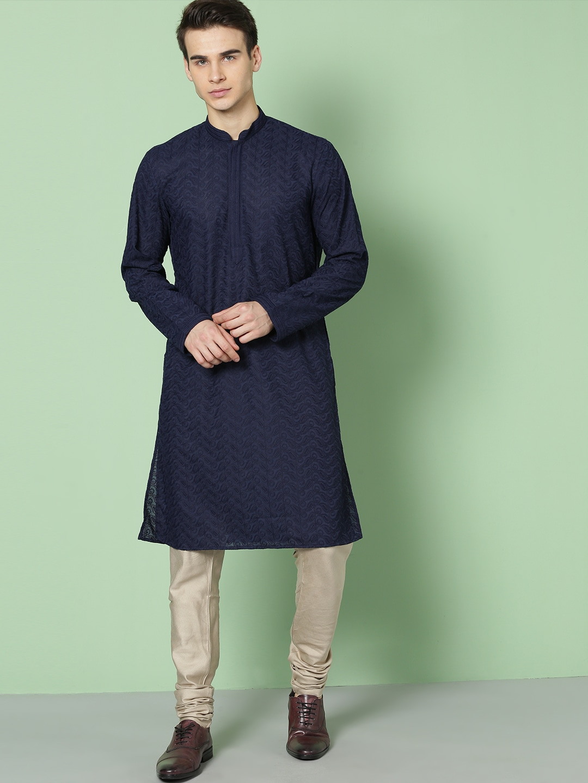 0fffcd252e Synthetic Kurtas - Buy Synthetic Kurtas Online in India