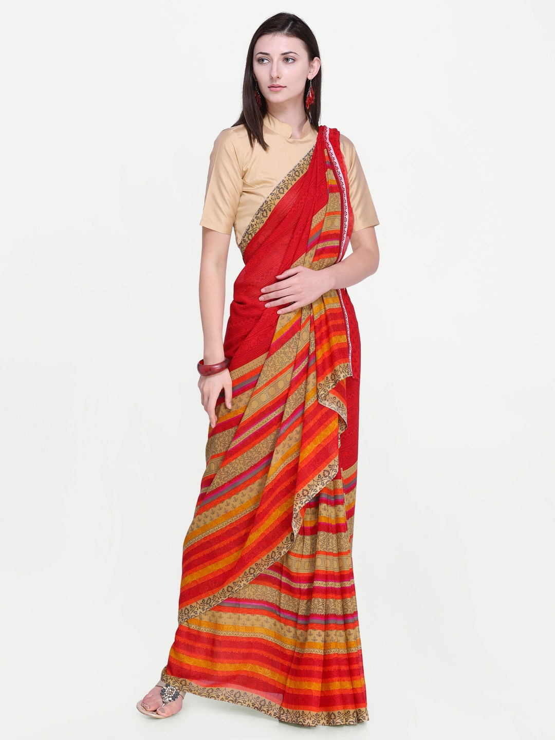 62a695b60 Saree - Buy Sarees Online at Best Price in India