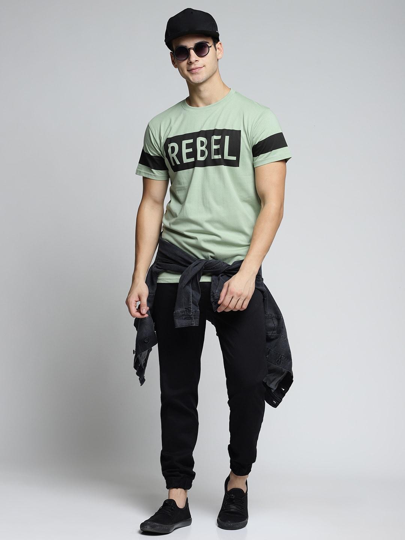 6de5aee0c Men T-shirts - Buy T-shirt for Men Online in India