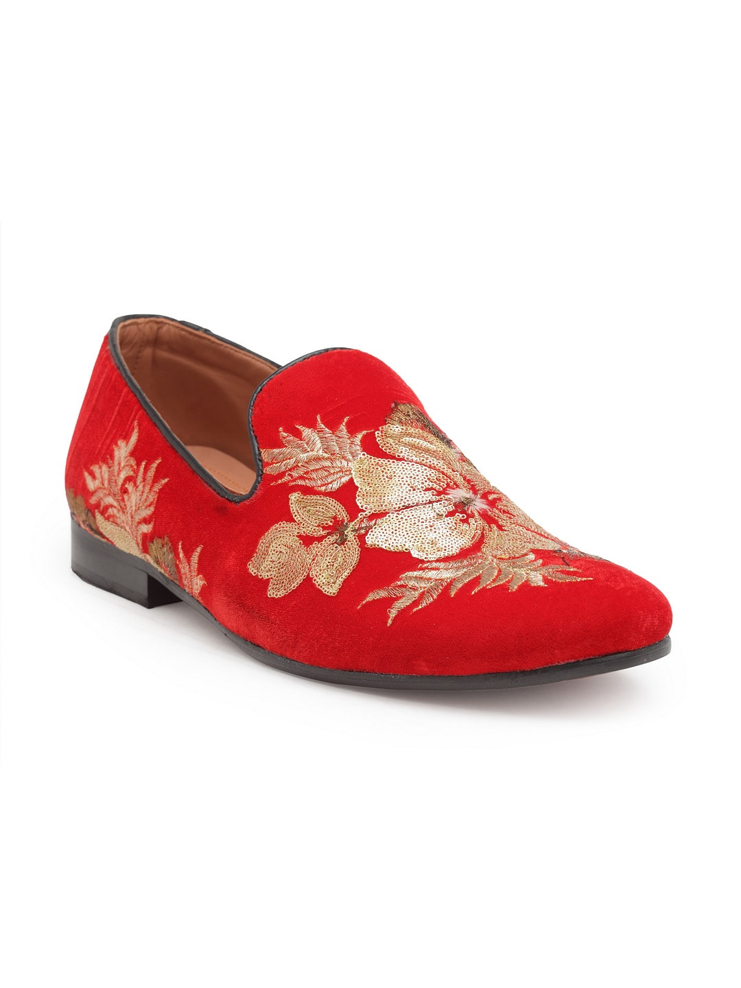 82f77cc75b2 Red Loafers - Buy Red Loafers online in India