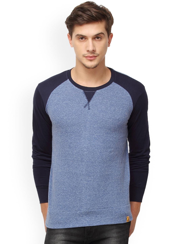 53d1a489b6 Men Sleeve Tshirts - Buy Men Sleeve Tshirts online in India