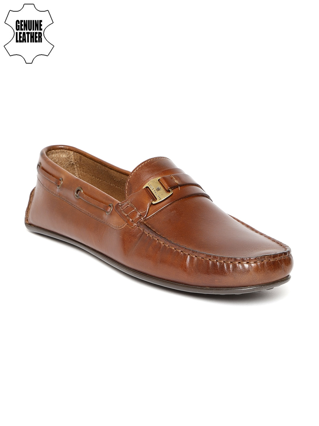 780e7ed8b9f Louis Philippe Loafers Shoes - Buy Louis Philippe Loafers Shoes online in  India