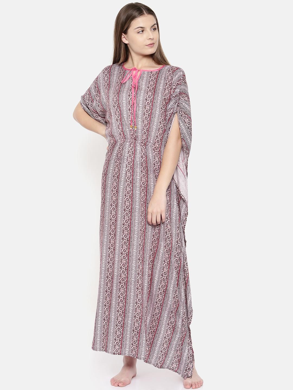 The Kaftan Company Nightdresses - Buy The Kaftan Company Nightdresses  online in India b5d944876